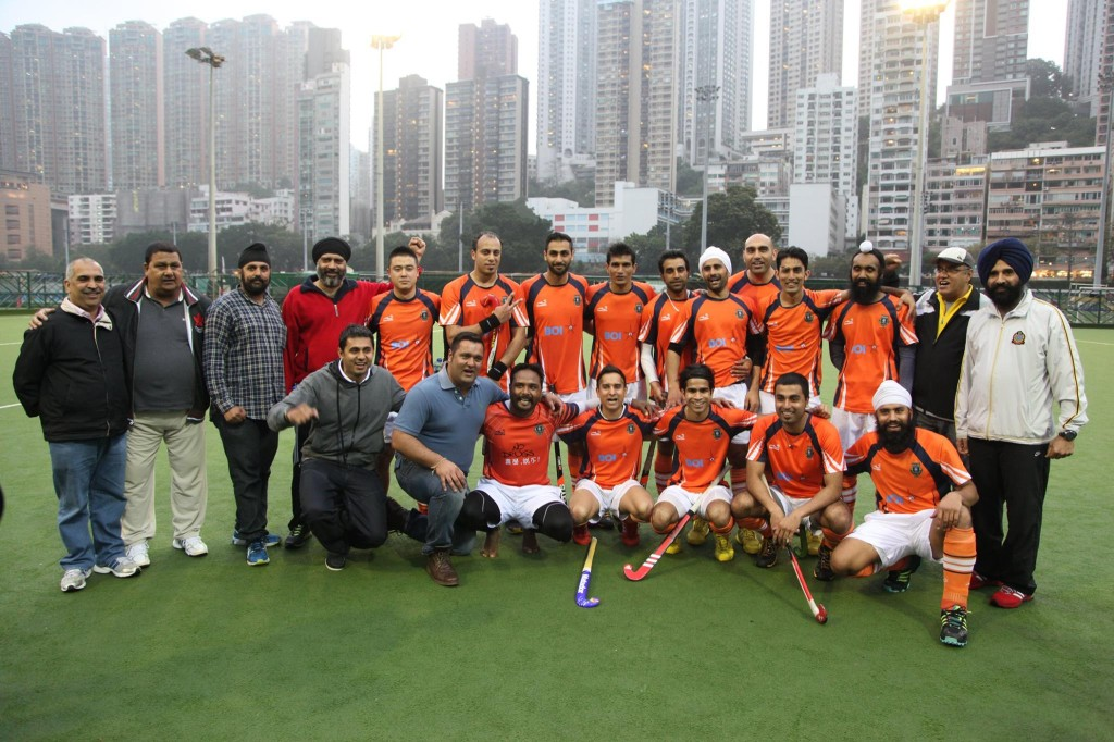 Khalsa Sports Club (HK) crowned Champions of Hong Kong Premier Hockey League 2013/2014